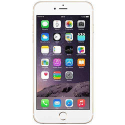 Apple iPhone 6 Plus 64GB, Gold (Unlocked) - Refurbished Very Good Sim Free cheap