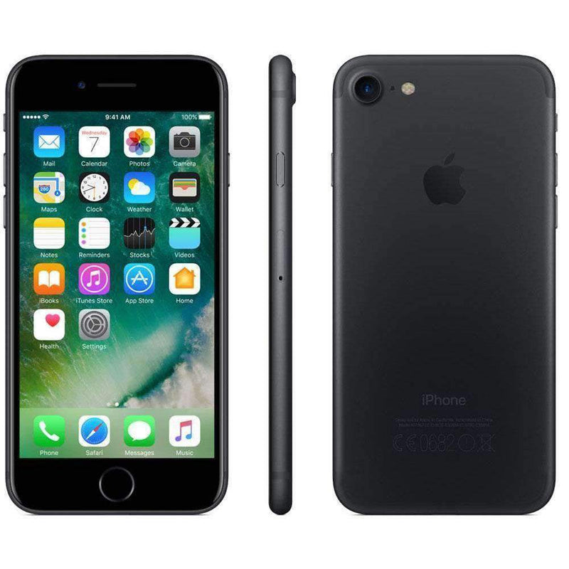 Apple iPhone 6 Plus 64GB Matte Black Unlocked - Refurbished Excellent Sim Free cheap