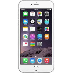 Apple iPhone 6 Plus 64GB Silver Unlocked - Refurbished Very Good Sim Free cheap