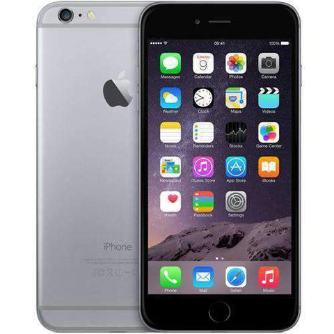 Apple iPhone 6 Plus 64GB Space Grey Unlocked - Refurbished Good Sim Free cheap