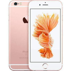 Apple iPhone 6S 128GB Rose Gold Sim Free cheap