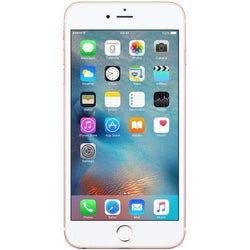 Apple iPhone 6S 128GB, Rose Gold (Unlocked) - Refurbished Good Sim Free cheap