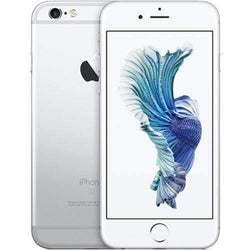 Apple iPhone 6S 128GB Silver Sim Free cheap
