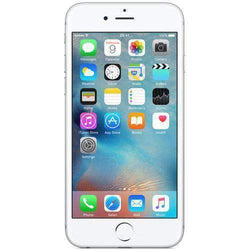 Apple iPhone 6S 128GB Silver Unlocked - Refurbished Excellent Sim Free cheap