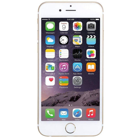 Apple iPhone 6S 16GB, Gold Unlocked - Refurbished Excellent