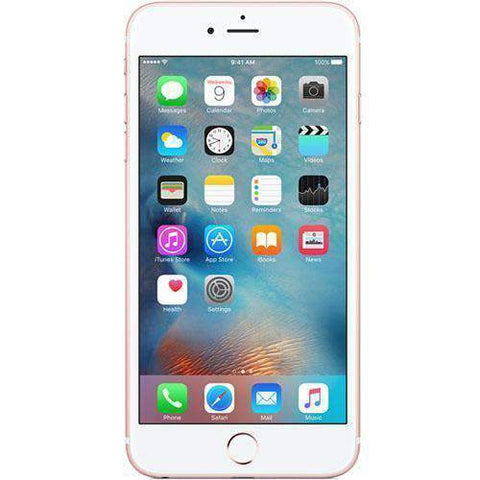 Apple iPhone 6S 16GB Rose Gold Unlocked - Refurbished Good