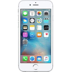 Apple iPhone 6S 16GB, Silver Unlocked - Refurbished (A)