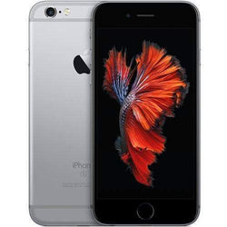 Apple iPhone 6S 16GB, Space Grey Unlocked - Refurbished Excellent