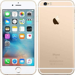 Apple iPhone 6S 32GB, Gold (Unlocked) - Refurbished Excellent Sim Free cheap