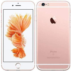 Apple iPhone 6S 32GB, Rose Gold Unlocked - Refurbished Excellent