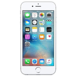 Apple iPhone 6S 32GB, Silver Unlocked - Refurbished Good
