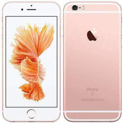 Apple iPhone 6S 64GB Rose Gold Unlocked - Refurbished Excellent (NO TOUCH ID) Sim Free cheap