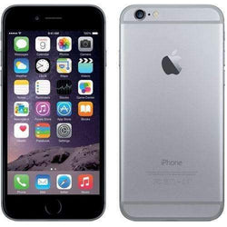 Apple iPhone 6S 64GB, Space Grey Unlocked - Refurbished (A) (NO TOUCH ID)