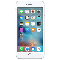 Apple iPhone 6S Plus 128GB, Silver (Unlocked) - Refurbished Good Sim Free cheap