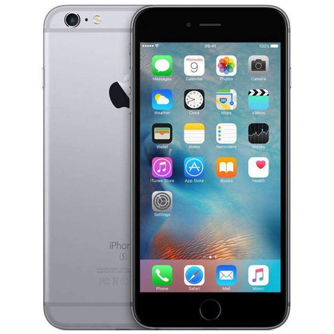 Apple iPhone 6S Plus 128GB, Space Grey (Unlocked) - Refurbished Very Good Sim Free cheap