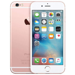 Apple iPhone 6S Plus 32GB, Rose Gold (EE Locked) - Refurbished Excellent