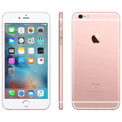 Apple iPhone 6S Plus 32GB, Rose Gold Unlocked - Refurbished Very Good Sim Free cheap