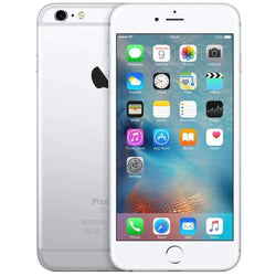 Apple iPhone 6S Plus 32GB, Silver Unlocked - Refurbished Excellent Sim Free cheap