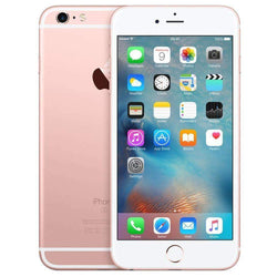 Apple iPhone 6S Plus 64GB Rose Gold Unlocked - Refurbished Very Good Sim Free cheap
