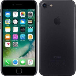 Apple iPhone 7 128GB, Matte Black Unlocked - Refurbished