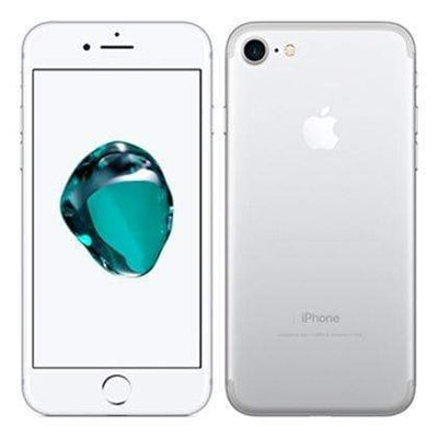 Apple iPhone 7 128GB, Silver Unlocked - Refurbished