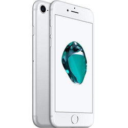Apple iPhone 7 128GB, Silver Unlocked - Refurbished (A)