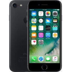 Apple iPhone 7 256GB  Black (Unlocked) - Refurbished