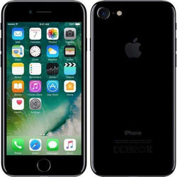 Apple iPhone 7 256GB Jet Black Unlocked - Refurbished Excellent