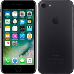 Apple iPhone 7 256GB Matte Black (O2) - Refurbished Excellent Sim Free cheap