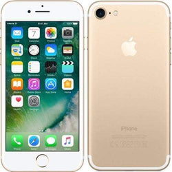 Apple iPhone 7 32GB, Gold Unlocked - Refurbished (A)