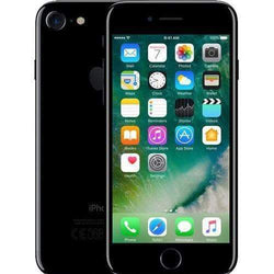 Apple iPhone 7 32GB, Jet Black (Unlocked) - Refurbished