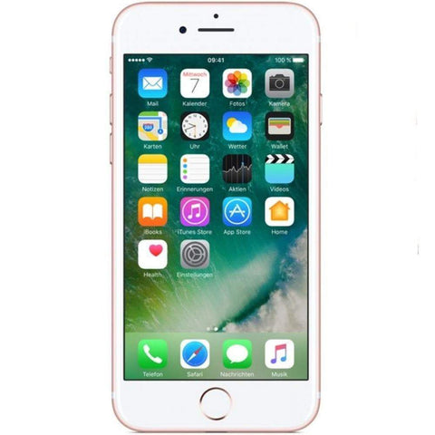 Apple iPhone 7 32GB, Rose Gold (Vodafone) - Refurbished Good Sim Free cheap