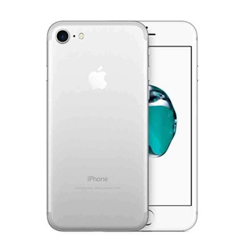 Apple iPhone 7 32GB Silver Unlocked - Refurbished Very Good Sim Free cheap