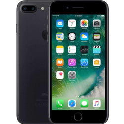 Apple iPhone 7 Plus 128GB Matte Black Unlocked - Refurbished Excellent Sim Free cheap