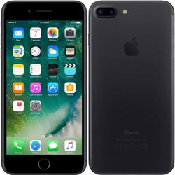 Apple iPhone 7 Plus 128GB, Matte Black (Vodafone) - Refurbished (A)