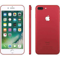 Apple iPhone 7 Plus 128GB Red - Unlocked Refurbished Excellent Sim Free cheap