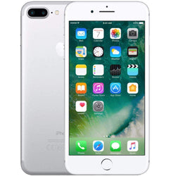 Apple iPhone 7 Plus 128GB Silver Unlocked - Refurbished Excellent Sim Free cheap
