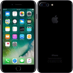 Apple iPhone 7 Plus 256GB, Jet Black (Unlocked) - Refurbished Excellent