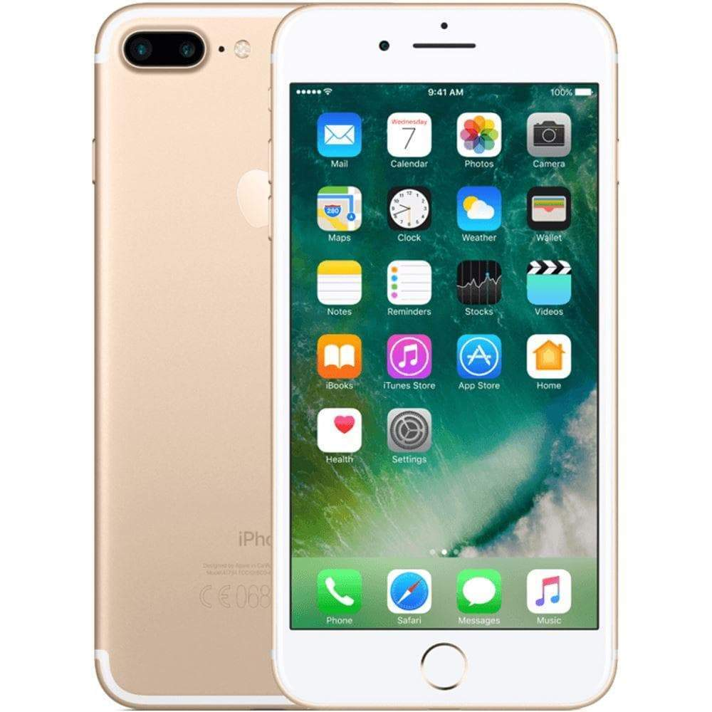 Apple iPhone 7 Plus 32GB, Gold (Unlocked) - Refurbished Excellent Sim Free cheap