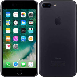 Apple iPhone 7 Plus 32GB Matte Black (EE Locked) - Refurbished Excellent Sim Free cheap