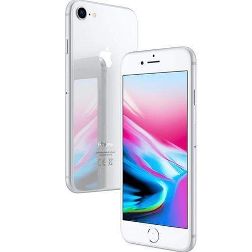 Apple iPhone 8 64GB, Silver - (Unlocked) - Refurbished Very Good Sim Free cheap