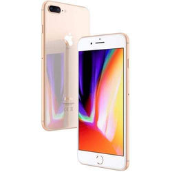 Apple iPhone 8 Plus 256GB, Gold (Unlocked) -  Refurbished Good