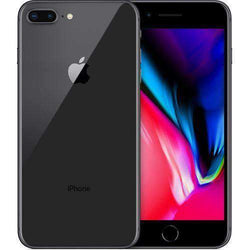Apple iPhone 8 Plus 256GB, Space Grey (Unlocked) - Refurbished Good Sim Free cheap