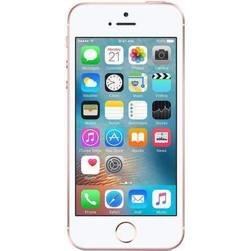 Apple iPhone SE 16GB Rose Gold Unlocked - Refurbished Excellent Sim Free cheap