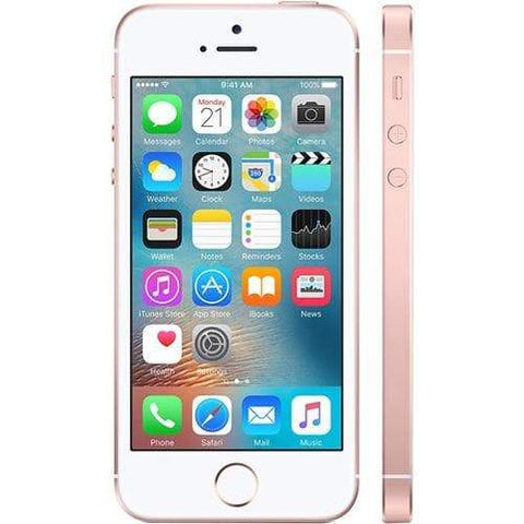 Apple iPhone SE 16GB Rose Gold Unlocked Refurbished Very Good