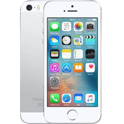 Apple iPhone SE 16GB Silver Unlocked - Refurbished Very Good Sim Free cheap