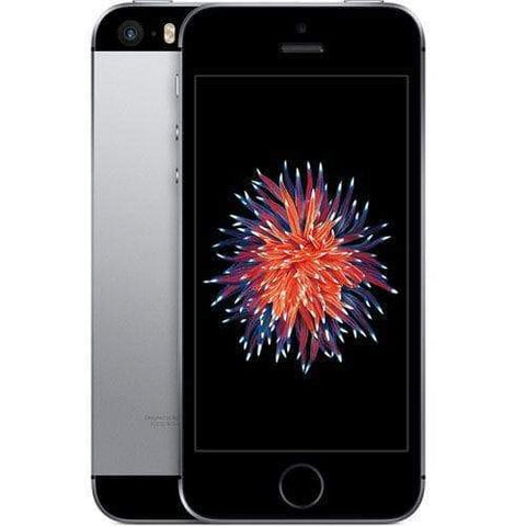 Apple iPhone SE 16GB, (Unlocked) Space Grey, Refurbished Good Sim Free cheap
