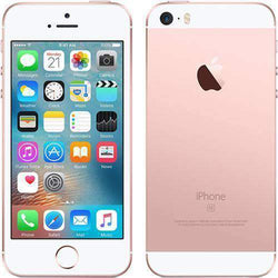 Apple iPhone SE 32GB Rose Gold Unlocked - Refurbished Excellent Sim Free cheap
