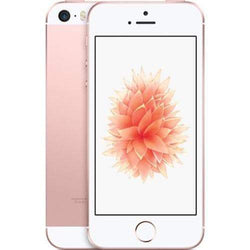 Apple iPhone SE 64GB, Rose Gold (Unlocked) - Refurbished Good