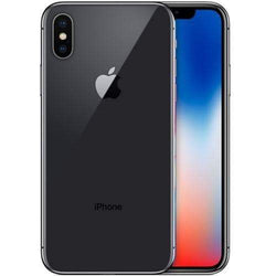 Apple iPhone X 64GB, Space Grey - Refurbished Good